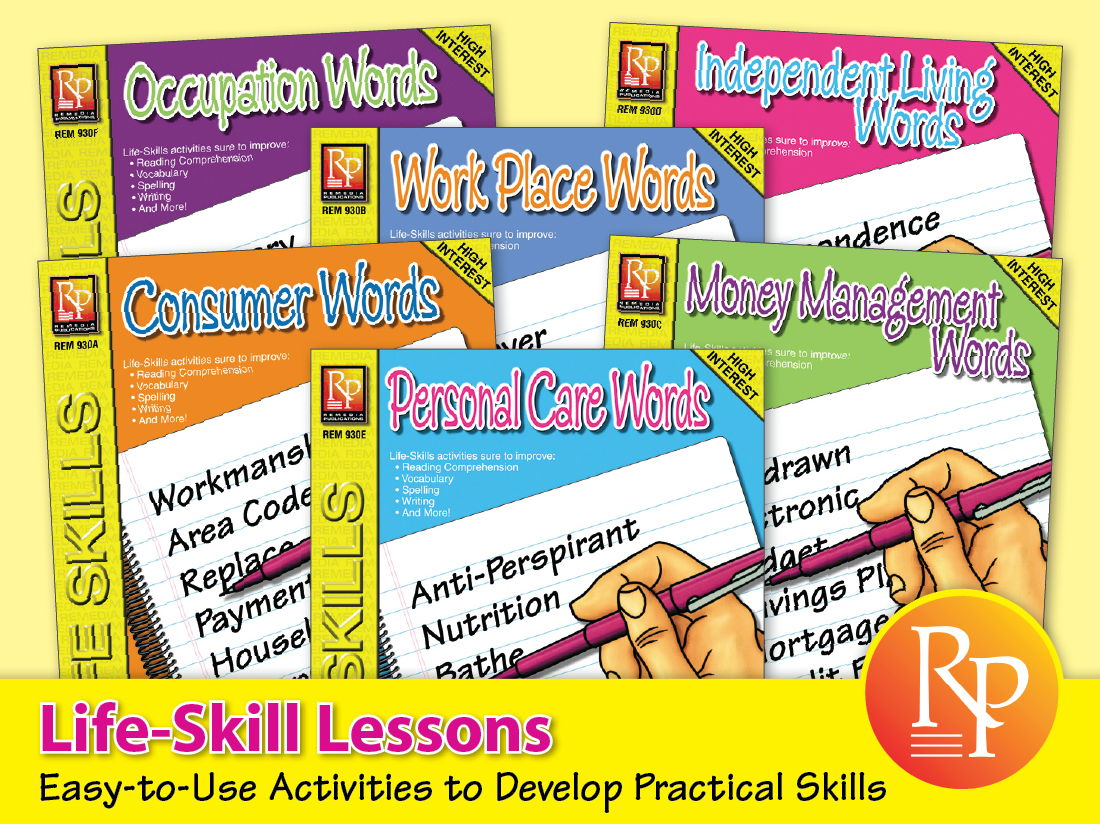 Life-Skill Lessons {Bundle}