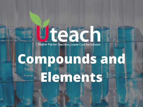 KS4 Chemistry - Elements and compounds