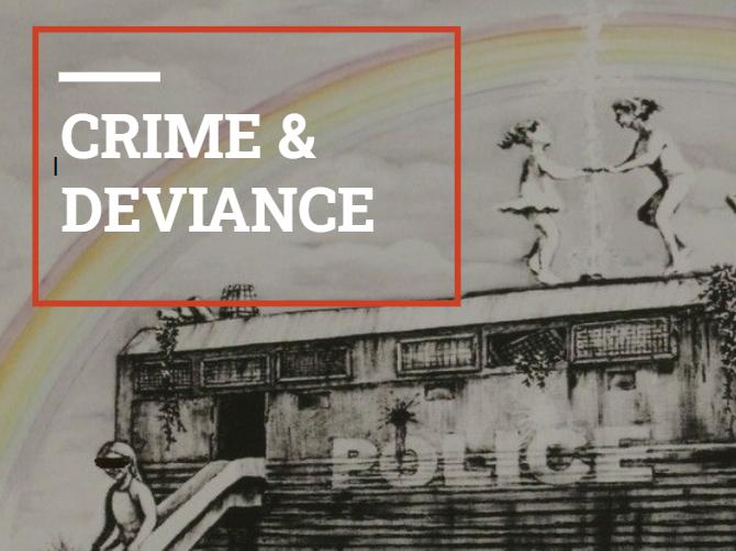 AQA - A Level - Crime & Deviance - Critical Perspectives