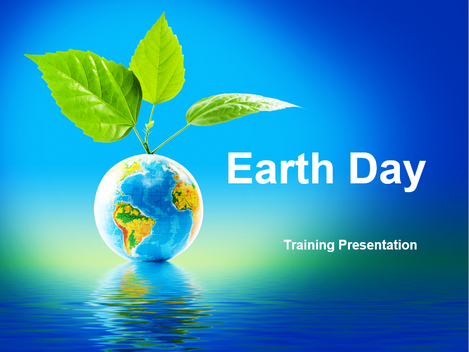 Earth Day Powerpoint Presentation and Lesson Plan Editable with Answers