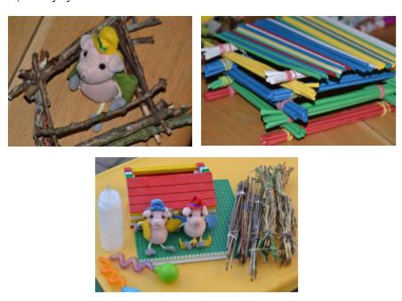 3 Little Pigs STEM Challenge