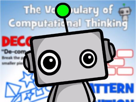 Poster - Computational Thinking Vocabulary
