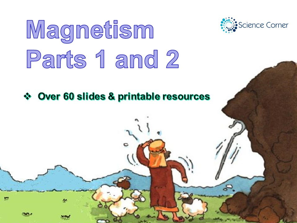 KS3 Physics - Magnetism Pack - Magnets, Electromagnets, Making and Using Magnetic Materials KS2 KS3