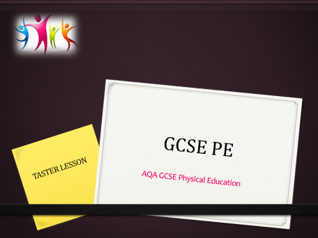 AQA GCSE Physical Education Taster Session