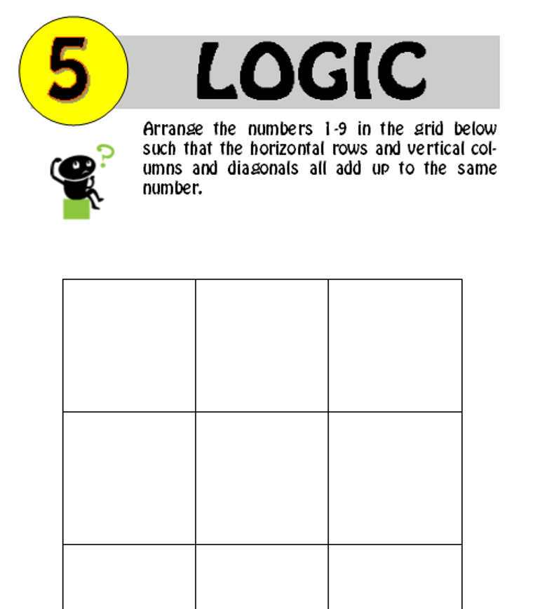 Logic Puzzles 2,3+4 Bundle - Fun and popular!
