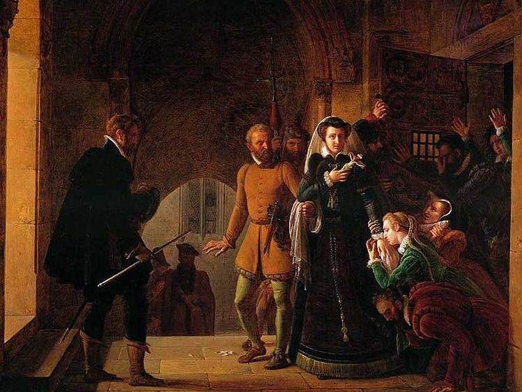 *Updated* The Life, Trial and Execution of Mary, Queen of Scots