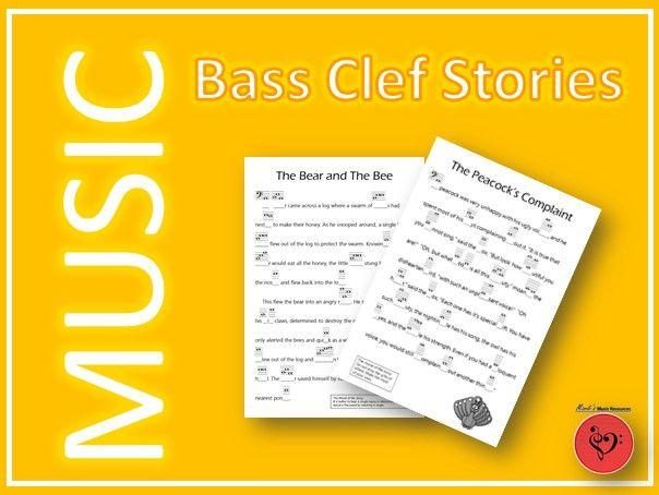 Bass Clef Stories