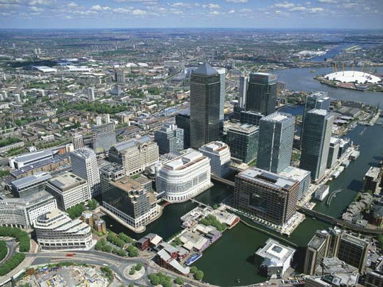 London Docklands Employment Opportunities