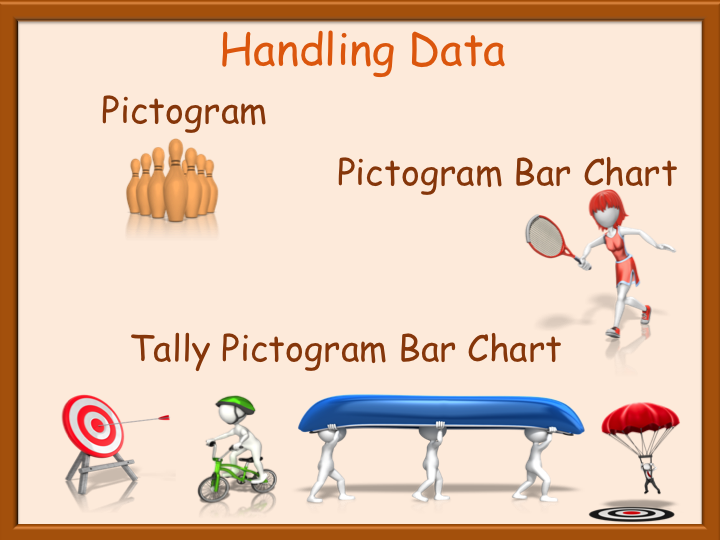Handling Data Worksheets - Functional Skills E3