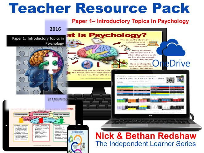 Paper 1 - Complete Teacher Resource Pack (All our TES Resources in one Teaching Pack)