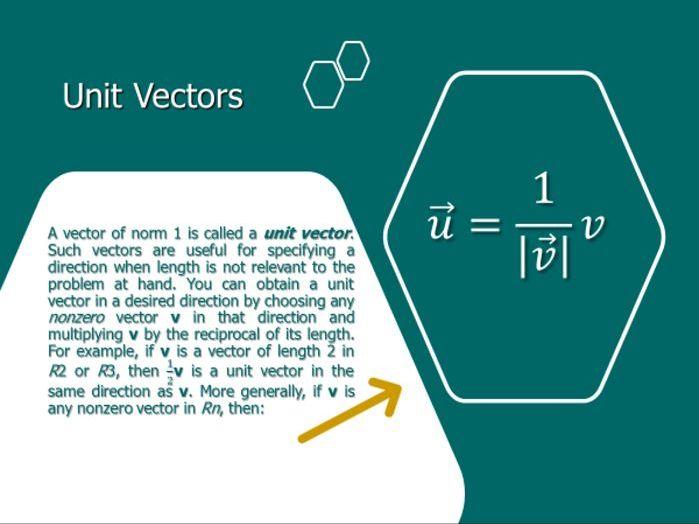 Math Euclidean Vector Spaces CIE A2