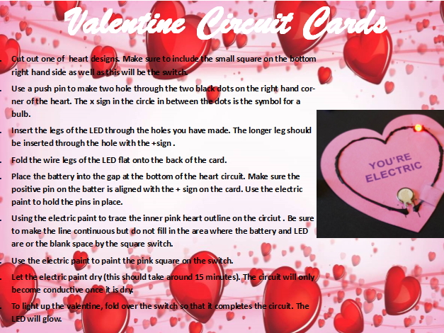 Valentines themed STEM lessons