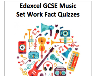 Edexcel GCSE Music 10 Question Quizzes: Bach and Beethoven