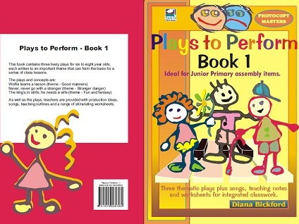 Plays to Perform Book 1 - For Ages: Junior Primary