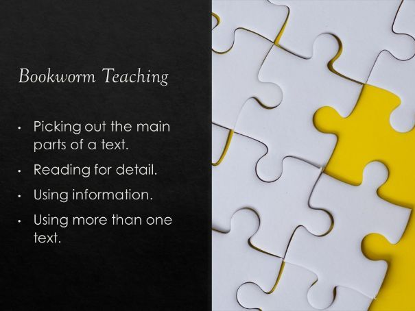 Functional Skills - Finding Information