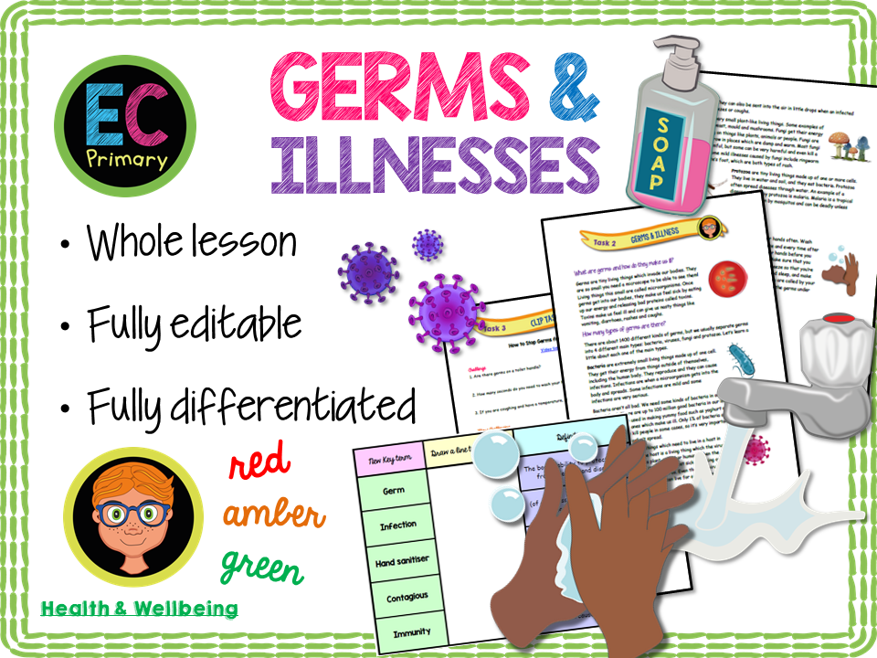Germs and Illnesses