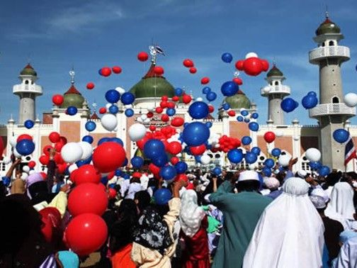 Muslim Festivals Throughout the Year