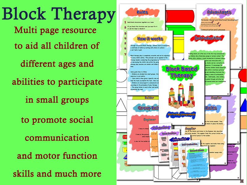 Block Based Therapy