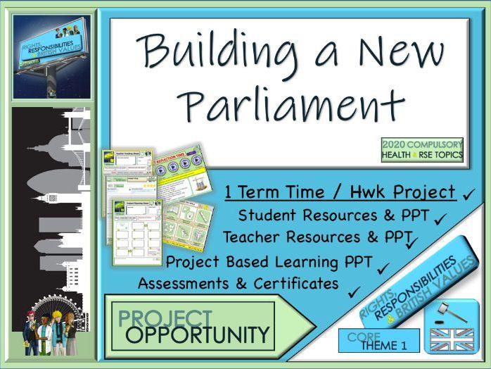 Politics and Parliament Project