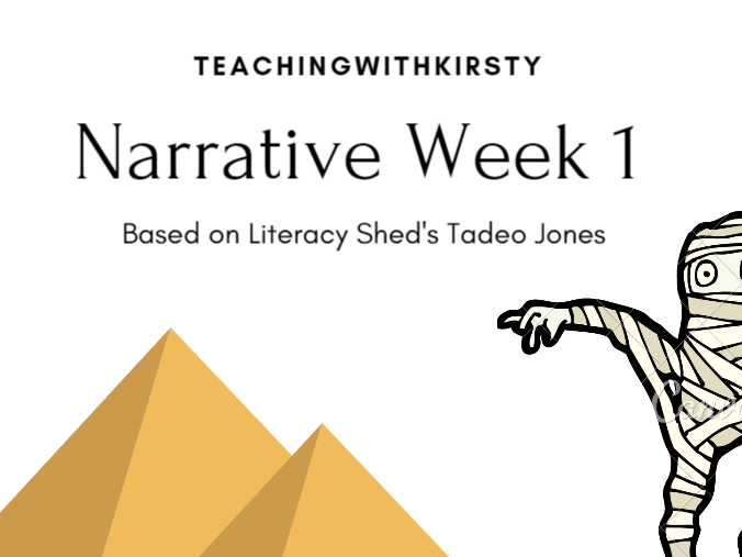 Week 1 Tadeo Jones Narrative