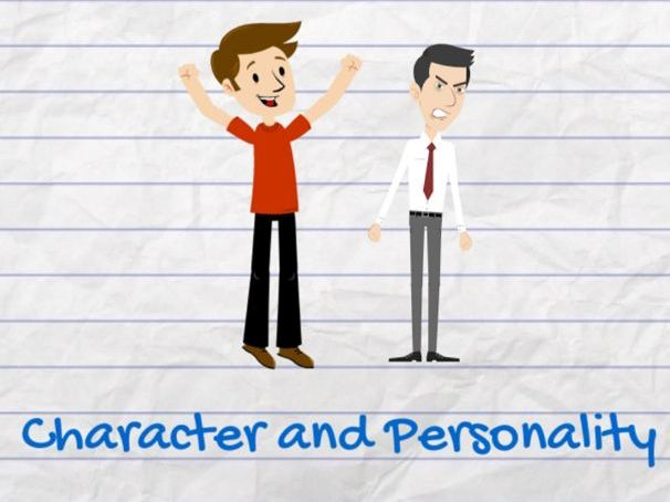 """Describe Your Character and Personality in English"" Resource Pack for Teachers"