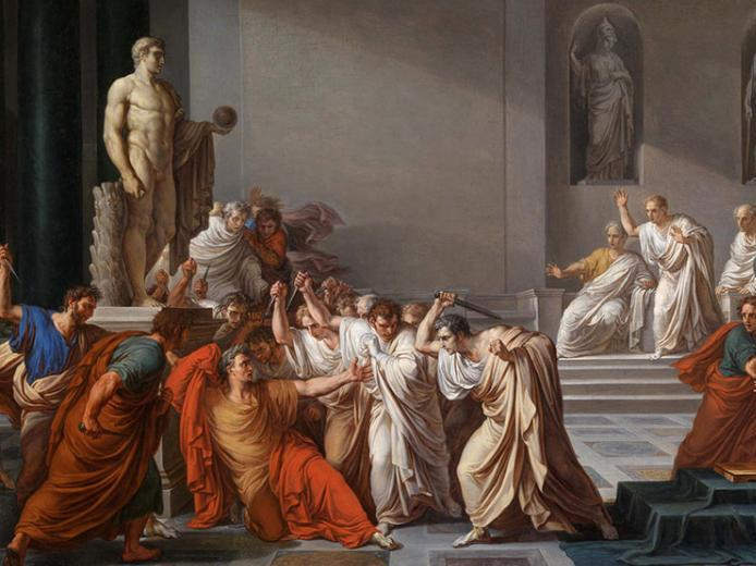 Julius Caesar Full SOW - all lessons and resources