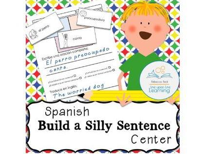 Spanish Sentences Center