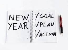 New year's resolution assembly 2020 - Setting SMART resolutions