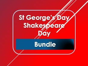 St George's Day/Shakespeare Day 2017