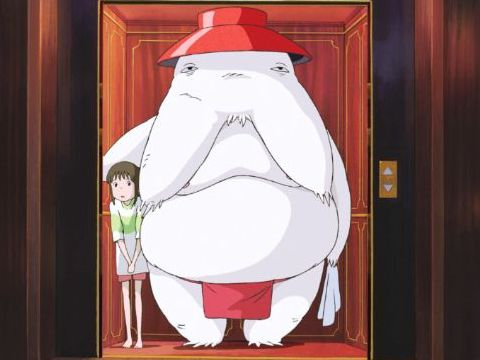 Spirited Away - Studio Ghibli - Media Activity: Create Your Own Spirit!