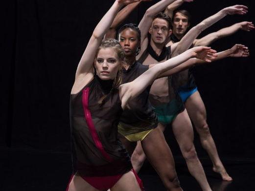A Linha Curva Motif Writing - Liris and Robson (GCSE Dance Anthology)