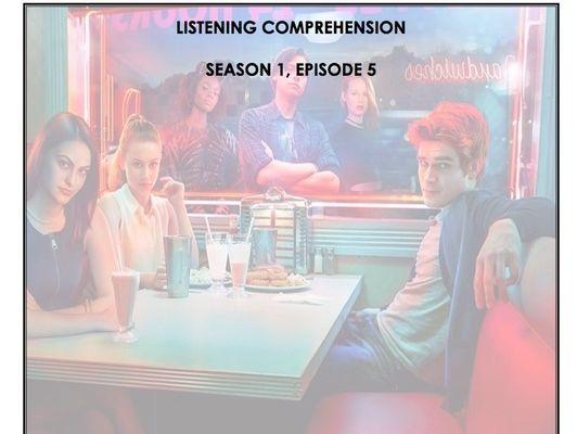 Listening Comprehension - Riverdale 1x05