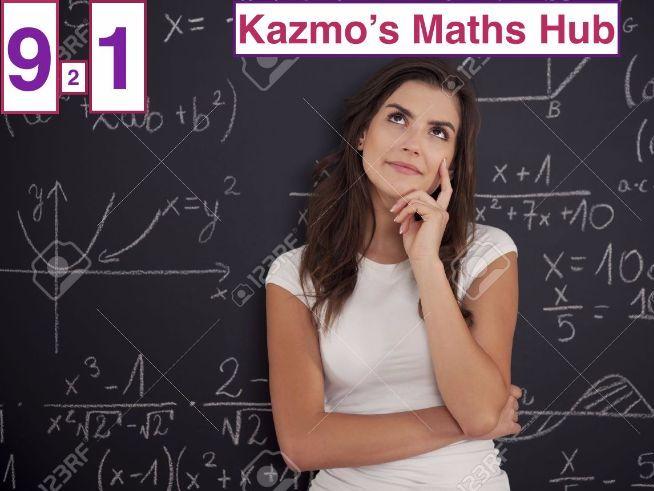 9-1 GCSE  Maths Paper