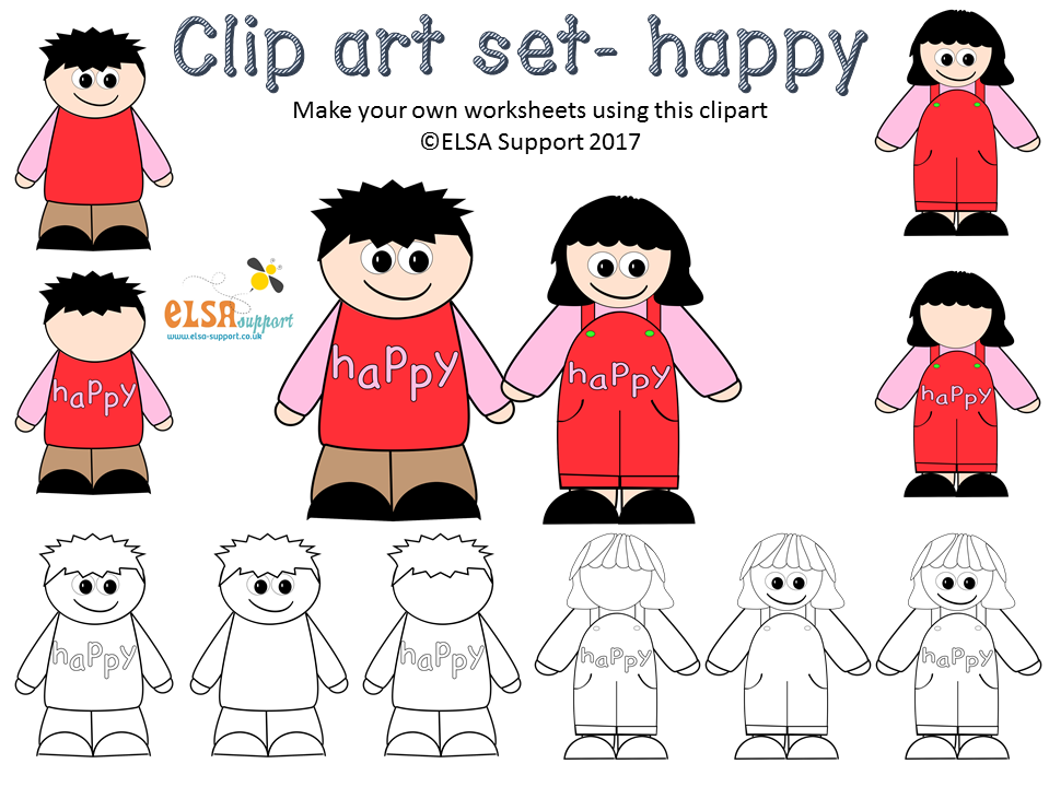 Emotions Clipart