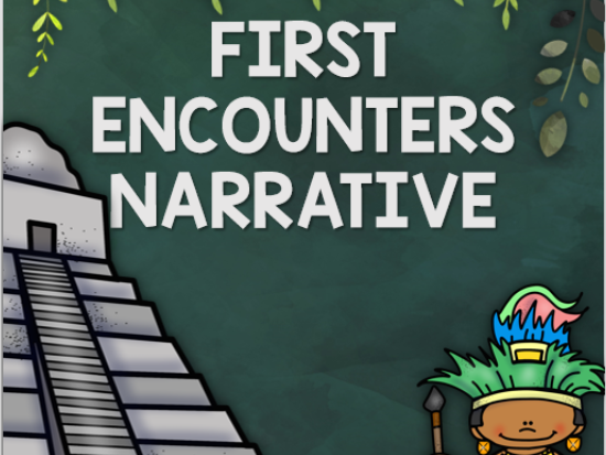 First Encounters: Conquistadors & Mayans