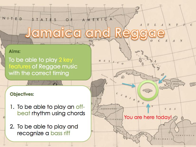 Keyboard | Reggae Music