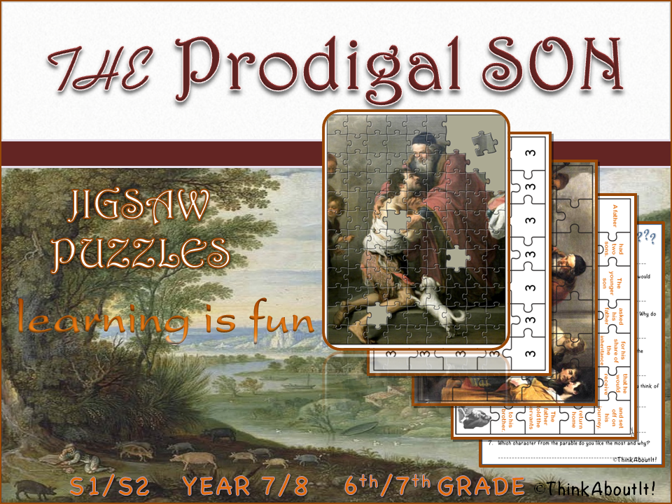 The Prodigal Son Puzzles