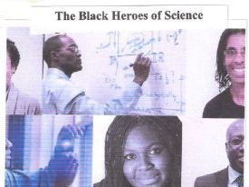 Black UK Heroes of Science - 6