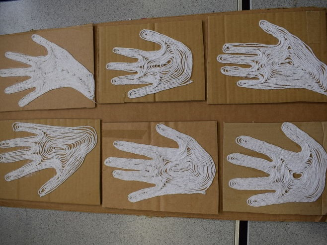 Drawing Hands powerpoint