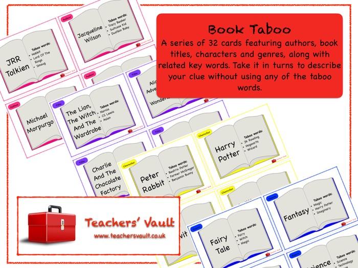 Book Taboo