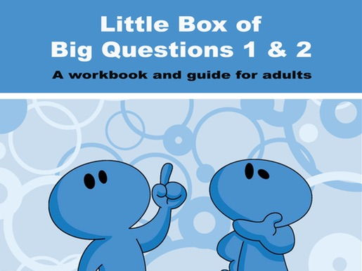 Little Box of Big Questions Workbook