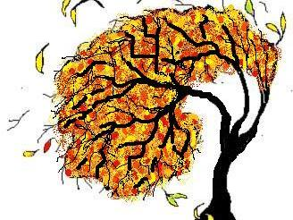 3 Autumn Leaf Writing + Colouring Sheets