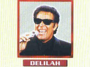 Delilah - Tom Jones - Classroom Arrangement