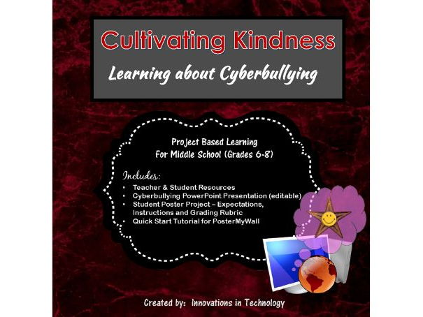 Preventing Cyberbullying - Poster Project
