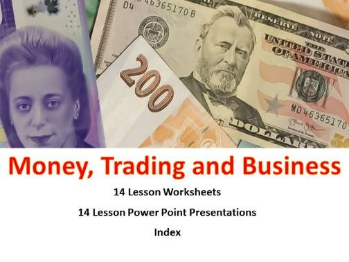 MONEY, TRADING and BUSINESS for KS 2