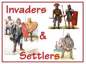 Invaders & Settlers 40 - 1066 AD