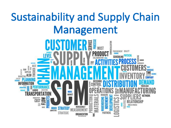 Sustainability and Supply Chain Management (Operation Management)