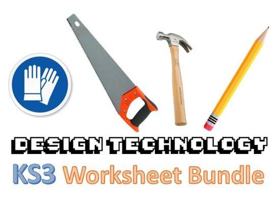 KS3 Design Technology 7 Worksheets