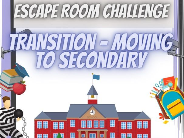 Summer Transition Escape Room