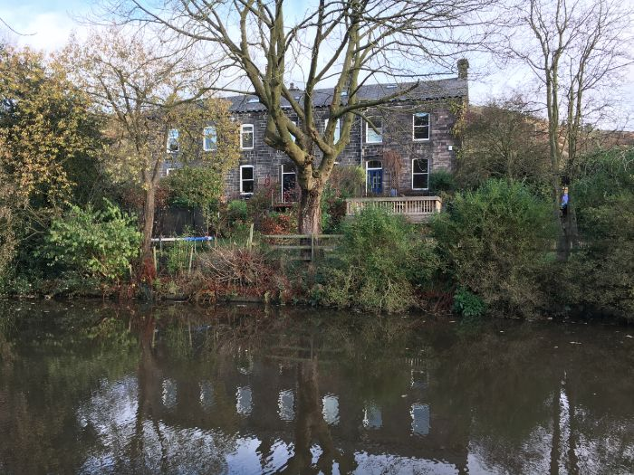 Lancashire Canal: Todmorden